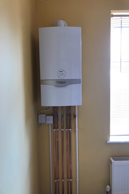 Vaillant Boiler Installation in Fareham