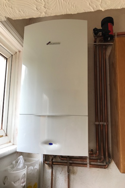 Worcester Boiler Installation in Portsmouth